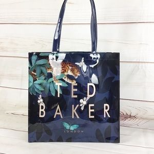 Ted Baker Houdini Valacon Leopard Shopper Tote